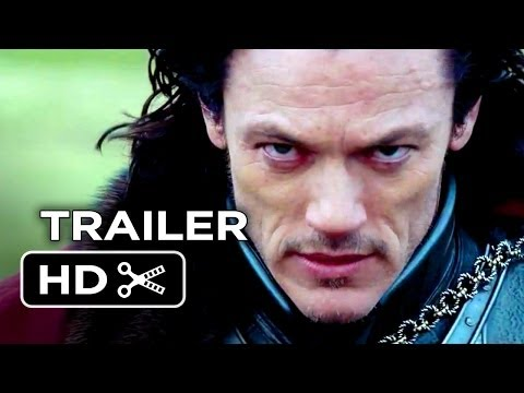 Dracula Untold Official Trailer #1 (2014) - Luke Evans, Dominic Cooper Movie Hd video