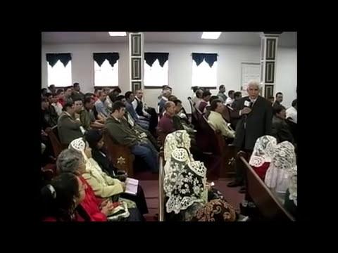 SACERDOTES CONVERTIDOS AL CRISTIANISMO EN LUZ DEL MUNDO