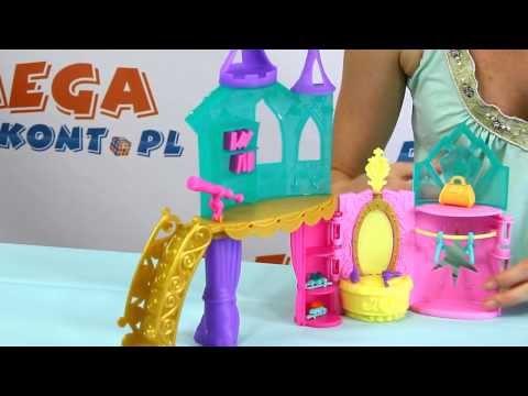 Crystal Princess Palace Playset / Krysztalowy Pałac Księżniczki Sparkle - My Little Pony - Hasbro -
