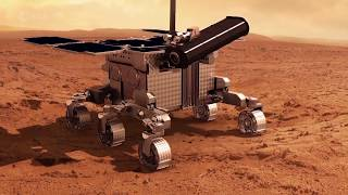 ExoMars Rover Will Search for Signs of Life on Mars