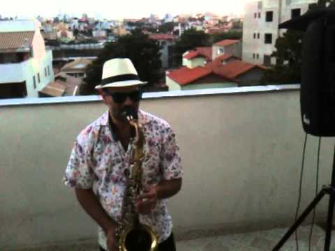 Edu Lopes Sax Moves Like Jagger video