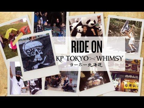 "KP TOKYO×WHIMSY ""YOHO HOKKAIDO"" [VHSMAG]"