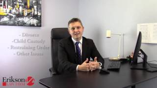 Valentin Erikson- Your Ottawa Family Lawyer- Erikson Law Firm