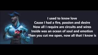 iRobot - Jon Bellion (Lyrics)
