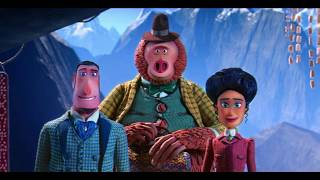 Missing Link 2019 Trailer, Cast and Crew