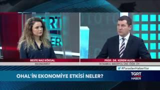 Paradan Haber Var - Referandumun Piyasaya Etkisi Nedir ? - 24 Nisan 2017