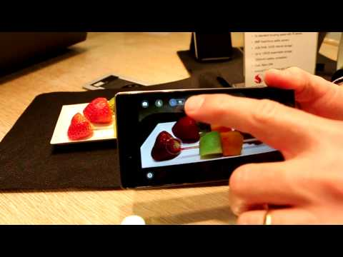 MWC 2015 | Lenovo Vibe Shot