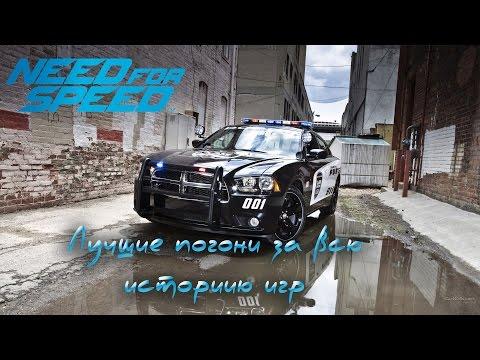 Need for Speed (2015) - Самые убогие полицейские погони за всю историю гоночных игр !