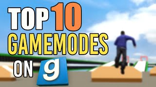 TOP 10 BEST GMOD GAMEMODES