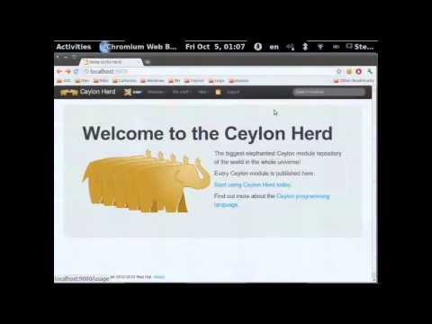 Introduction to Ceylon
