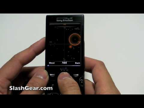 Video: Sony Ericsson W995a first-impressions