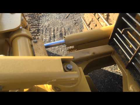 Caterpillar D5K XL Crawler Tractor Dozer Inspection Video!