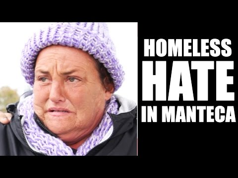 Manteca's Homeless Hate Laws • Part 1 • BRAVE NEW FILMS