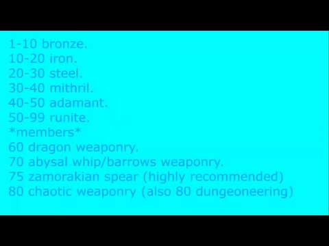 Runescape best melee guide after eoc || what armours – weapons to use?