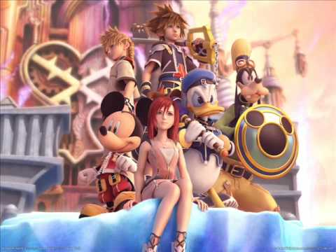 Kingdom Hearts II - The Encounter