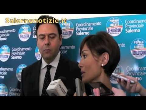 Salerno, Mara Carfagna presenta il nuovo comitato cittadino del Pdl