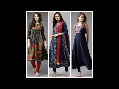 Wow ! Kurtis design collection / latest Kurtis images collection/new beautiful Kurtis designs 2018