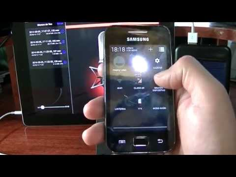 Como actualizar el Samsung Galaxy Ace a Android 4.4.2 kitkat - bien explicado