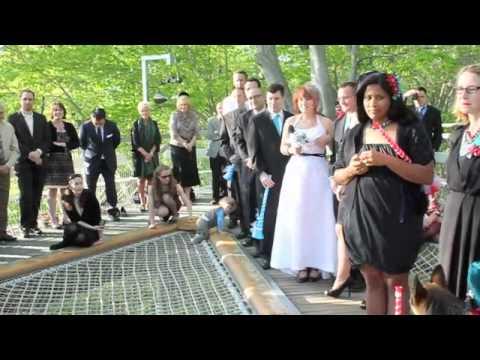 Alex Faye on John & Abigail Adams @ Mr. Howard's Wedding