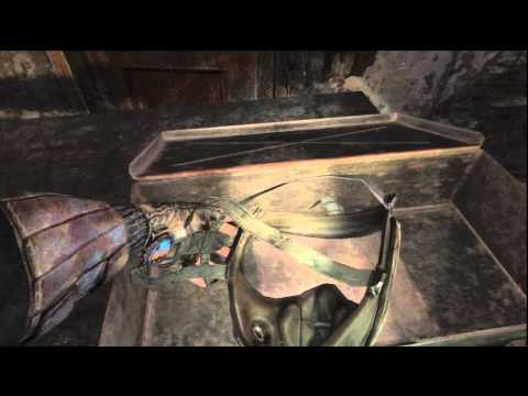 Metro: Last Light Ranger Mode - Echos: Looting Bar, Echos Note 1, Pavel, Gas Mask, Spiders PS3