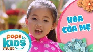 Hoa Của Mẹ - Bé Nhật Lan Vy | Ca Nhạc Thiếu Nhi