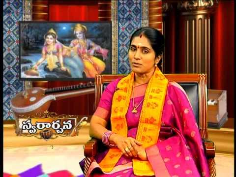Kondaveeti Jyothirmayi Special | Swararchana_Part 3 | Bhakthi...