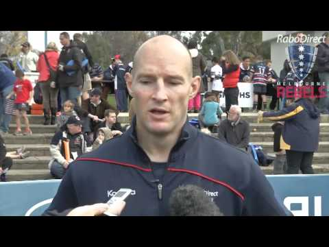Stirling Mortlock announces his retirement | Super Rugby Video Highlights 2012 - Stirling Mortlock a