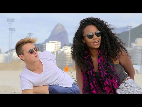 Praia do Leme e Botafogo | PARTIU RIO com Damon&Jo