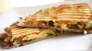 Avocado Panini Recipe | Kin Community