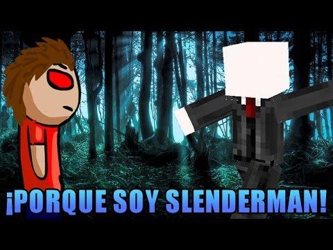 MINECRAFT: Porque soy SLENDERMAN!