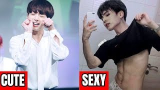 BTS JUNGKOOK DUALITY