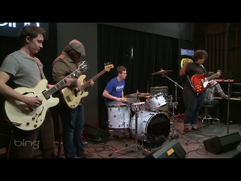 Alabama Shakes - Heavy Chevy (Bing Lounge)