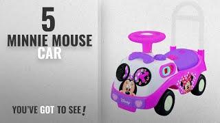 Top 10 Minnie Mouse Car [2018]: Kiddieland My First Minnie Ride On