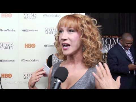 Nealb.tv: Whoopi Goldberg & Kathy Griffin - Moms Mabley Premiere video