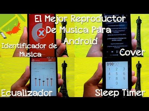 El Mejor Reproductor De Musica Para Android | Letras De Las Canciones, Cover, Sleep Timer& Mas ♥