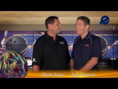 Ebonite Brings You The Pivot High Performance Bowling Ball  Bowlitforward