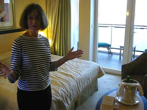 Leaving Ny Harbor Queen Mary 2 Stateroom Tour Youtube