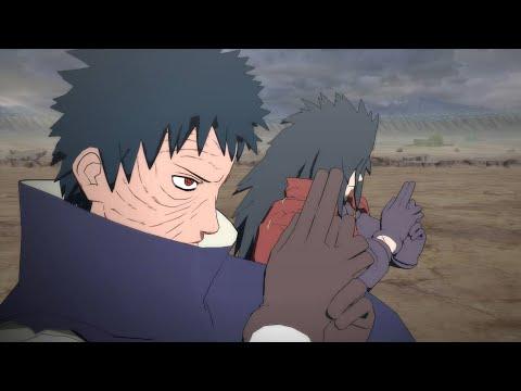 Naruto Shippuden Ultimate Ninja Storm Revolution - All New UltimateTeam Combination Jutsus!