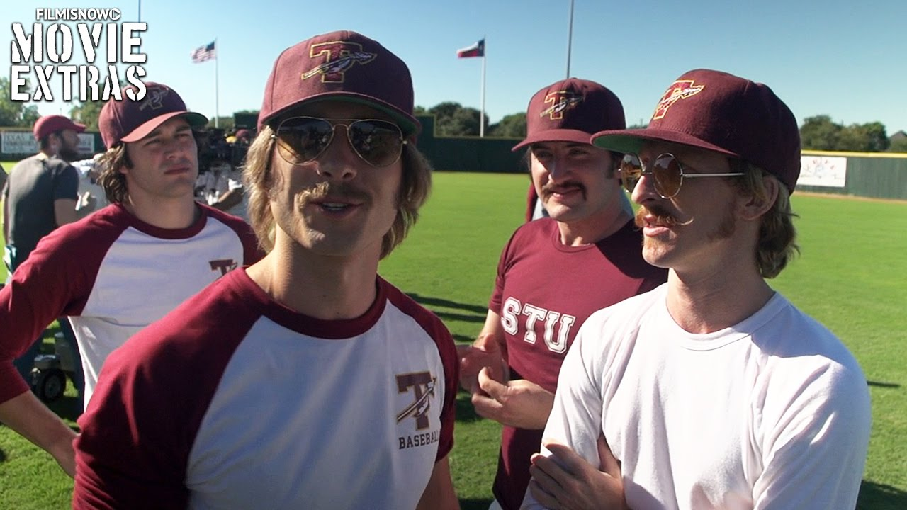 Go Behind the Scenes of Everybody Wants Some!! (2016)