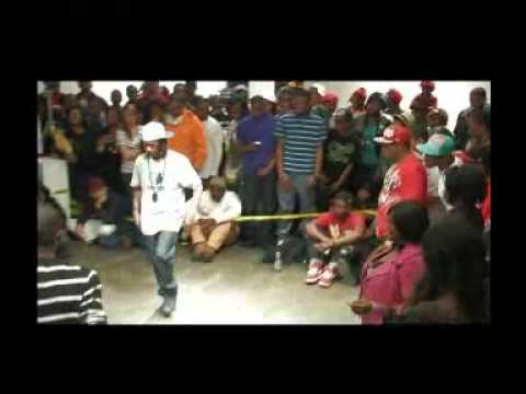 G-Walka vs. Getdown (Jookin vs. BYF)