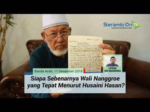 Siapa Sebenarnya Wali Nanggroe yang Tepat Menurut Husaini Hasan?