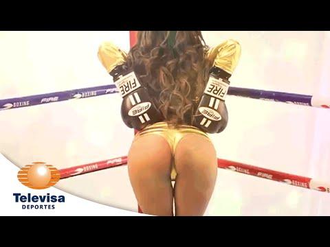 Pamela Vallejo en Súper Clic