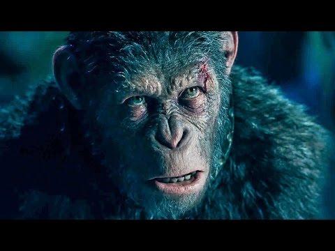 Планета обезьян: Война — Русский трейлер #2 (2017)