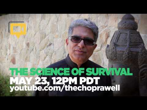 The Science of Survival Hangout and