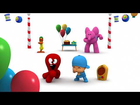 Let's Go Pocoyo ! - The Birthday Party (S03E14)