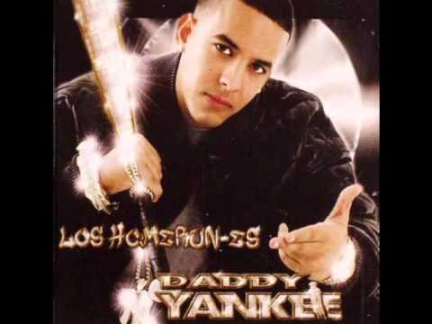 Daddy Yankee - Todo Hombre Llorando Por Ti