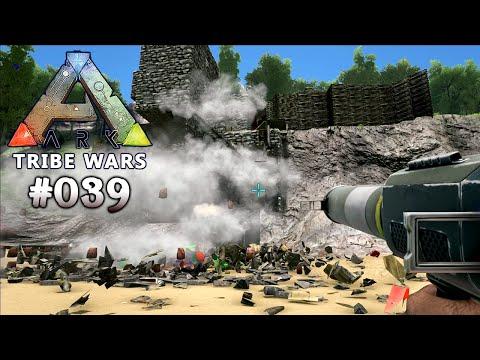 ARK: TRIBE WARS ★ #039 - Cheat-Mod   Abrissfirma   Tribe Dead Monkeys [Epic Graphic   Koop]