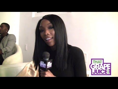Hot Shot: Brandy Hits The Studio With Hit-Boy