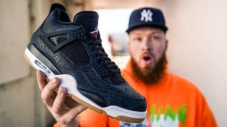 I BOUGHT JORDAN RETRO SNEAKERS EARLY (COULDN'T WAIT!)