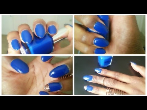 DIY   How I do my gel nails at home! SAVE MONEY!